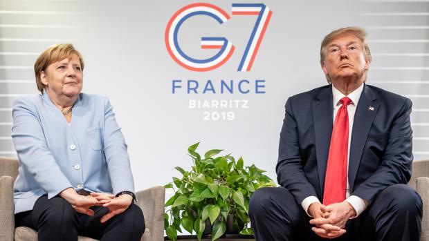 En directo, la última jornada del G-7
