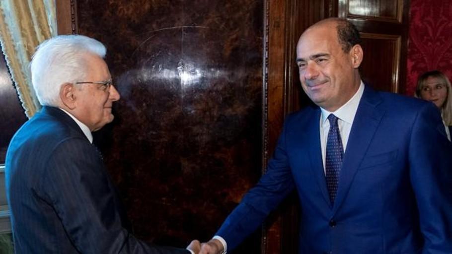 Acuerdo anti Salvini en Italia para mantener a Conte de primer ministro