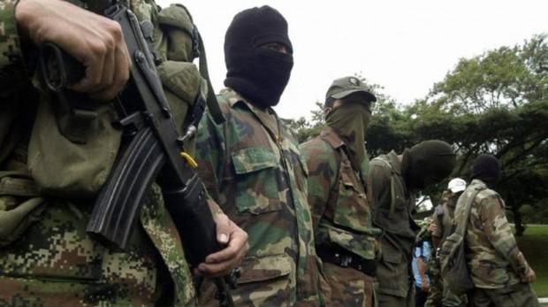 Los disidentes de las FARC cuentan con las armas que escondieron en Venezuela