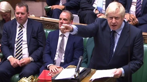 En directo: El Parlamento derrota a Johnson en la primera batalla por evitar el Brexit duro
