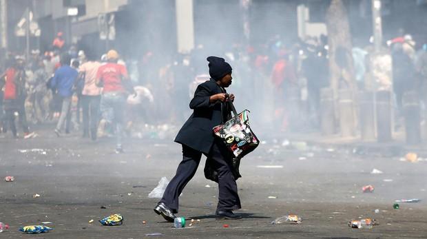 Sudáfrica afronta una nueva oleada xenófoba