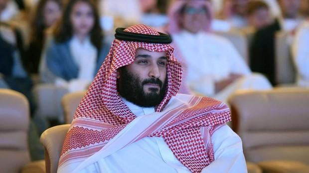 Hassa es hermana del heredero al trono saudí, Mohamed bin Salman