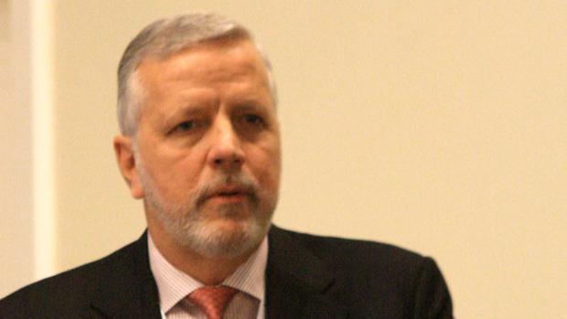 El exvicepresidente de Odebrecht, Henrique Valladares