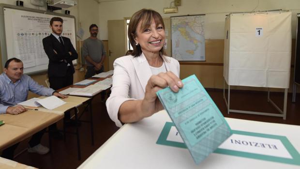 Gran triunfo del centro-derecha italiano en Umbría, que arrolla a la izquierda