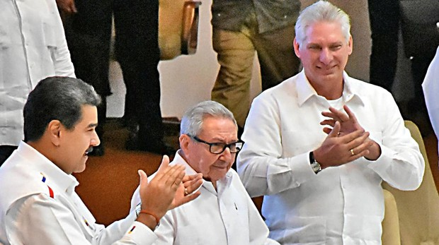 Maduro y Díaz-Canel llaman a aprovechar repunte de izquierda en Latinoamérica