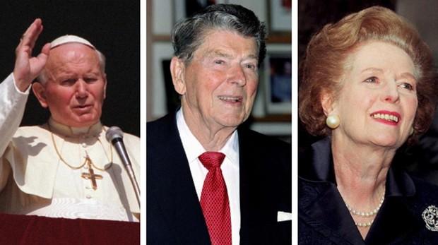 Tres héroes que cambiaron el mundo