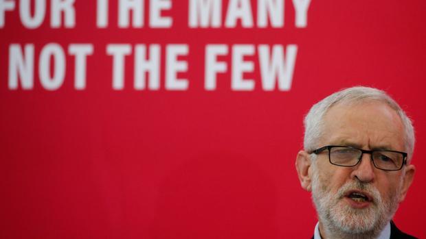 El Partido Laborista se agarra a la nacionalización de los servicios como principal promesa de campaña