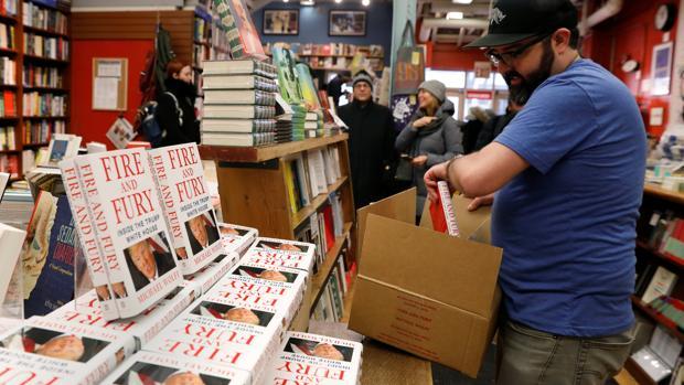 ¿A quién le duele otro libro contra Trump?