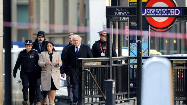 La Policía asegura que el terrorista de Londres cumplía con todas las condiciones de libertad vigilada