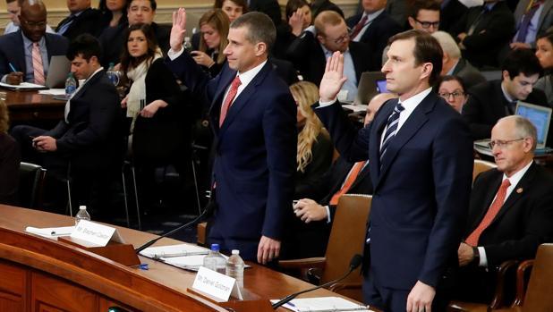 El impeachment a Trump debilita la posición ucraniana
