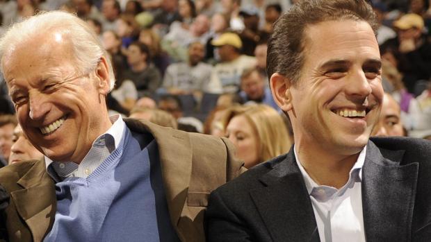 ¿Quién es Hunter, el polémico hijo de Joe Biden?