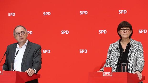 El extremismo ahonda la peor crisis en la historia del SPD alemán