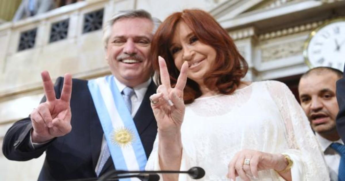Jueces y espías, botín del pulso entre CFK y Alberto Fernández