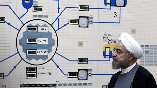 Irán anuncia que se saltará las limitaciones a su programa nuclear fijadas en el acuerdo de 2015