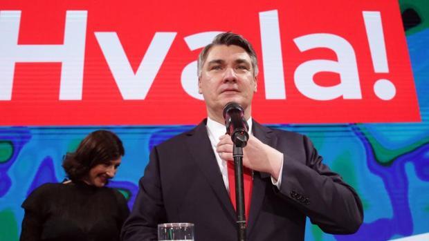 El socialdemócrata Milanovic se hace con la Presidencia