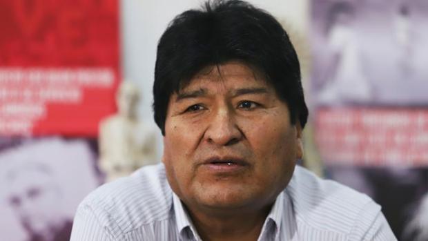 Evo Morales afirma que Estados Unidos no quiere que vuelva a Bolivia