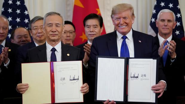China advierte de que aún queda «un proceso largo y complejo» para zanjar la guerra comercial con EE.UU.