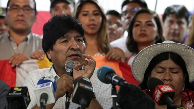 Evo Morales nombra a su exministro de economía como candidato a presidente de Bolivia