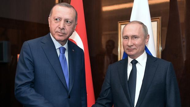 Una segunda Siria para Erdogan y Putin