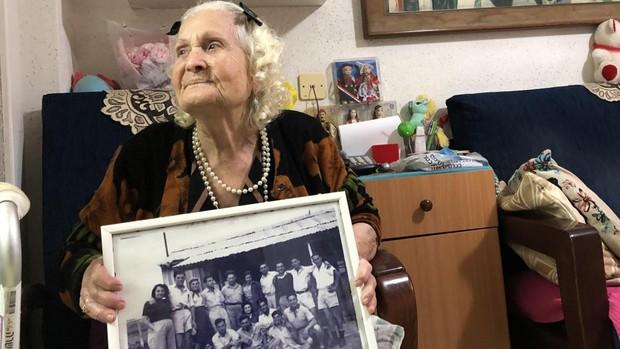 Luna Montecchio, superviviente del Holocausto: «¿Olvidar? ¿Perdonar? Imposible»