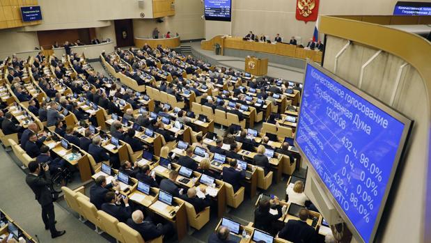 La Duma rusa aprueba por unanimidad la reforma de Putin para perpetuarse en el poder