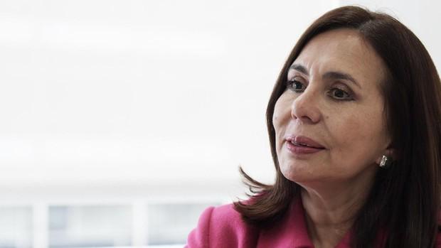 Karen Longaric: «Los pagos de Evo Morales a Podemos fueron de tipo político»
