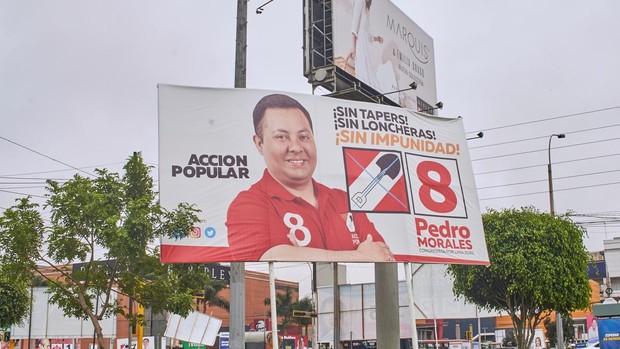 La lucha contra la corrupción marca la elección del nuevo Congreso en Perú