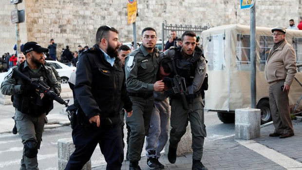 Los palestinos se quedan solos ante el «plan del siglo» de Trump