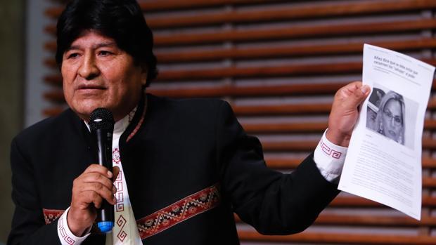 Un informe de la Fiscalía ve «alta probabilidad» de que Evo Morales alentara en un vídeo a cercar las ciudades