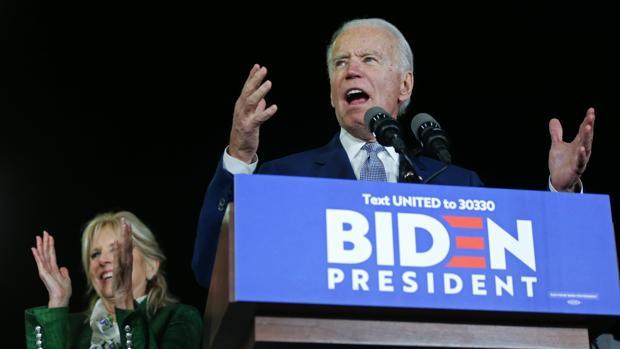 El Supermartes, en directo: Biden gana en nueve estados, pero Sanders se lleva Calfornia