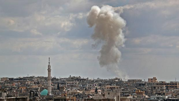 Los turcos derriban el tercer caza sirio en Idlib en menos de una semana