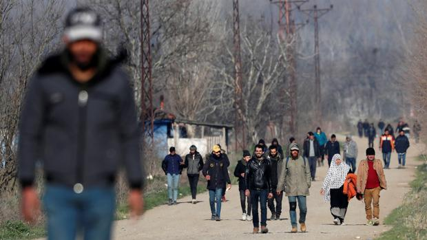 La UE pagará 2.000 euros a inmigrantes que retornen de forma voluntaria a sus países de origen desde Grecia
