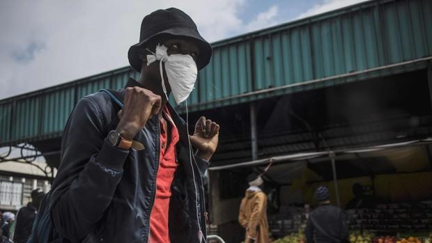 El brote de coronavirus ya es una realidad en África