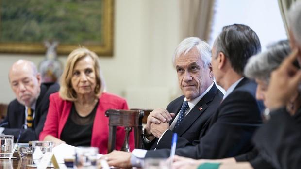 Chile decreta el estado de excepción para afrontar el Covid-19