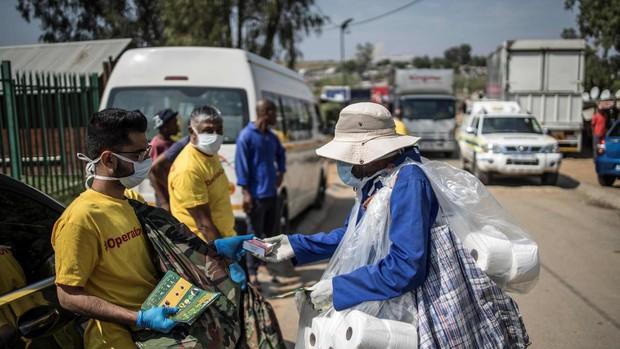 África se prepara para sufrir lo más duro de la pandemia