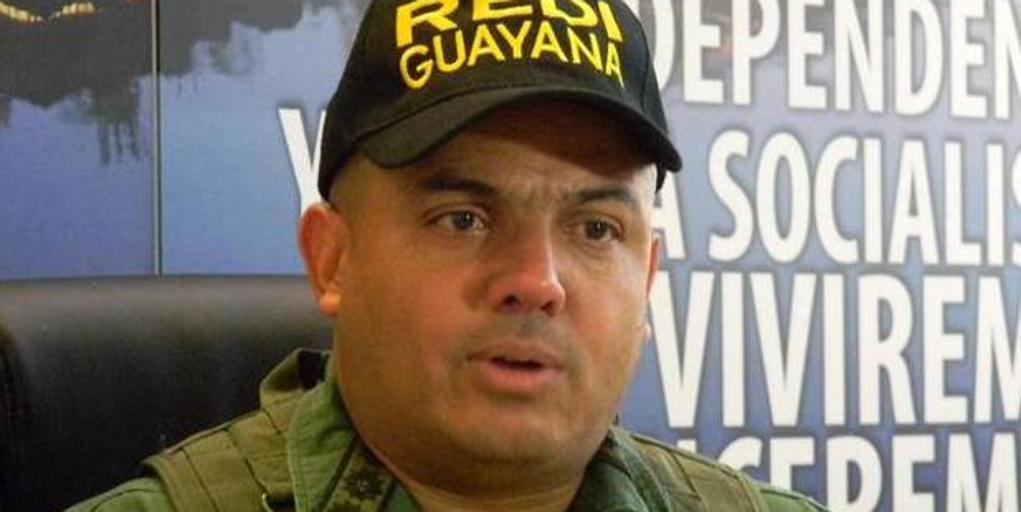Se entrega a EE.UU. el general Cliver Alcalá, uno de los militares venezolanos acusados de narcotráfico