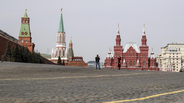 Moscú decreta el confinamiento general domiciliario a fin de frenar la propagación de coronavirus