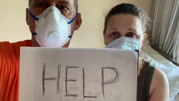 La pesadilla de miles de pasajeros atrapados en cruceros por el coronavirus: «¡Ayudadnos!»