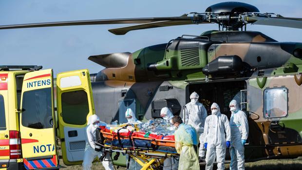 El Gran Este de Francia espera comenzar a salir del confinamiento hacia el 25 de abril