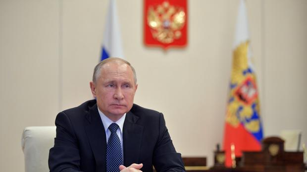 Putin cree que la situación en Rusia con el coronavirus es «complicada pero no desesperanzadora»