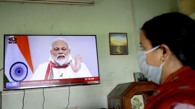 India prolonga hasta el 3 de mayo el confinamiento para frenar el coronavirus