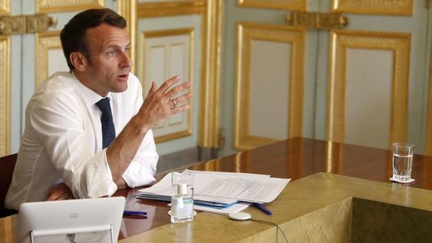 Crece la cólera radical contra Macron y su Gobierno