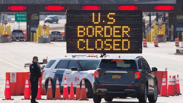 Trump ordena que no se concedan visados de residencia permanente durante 60 días