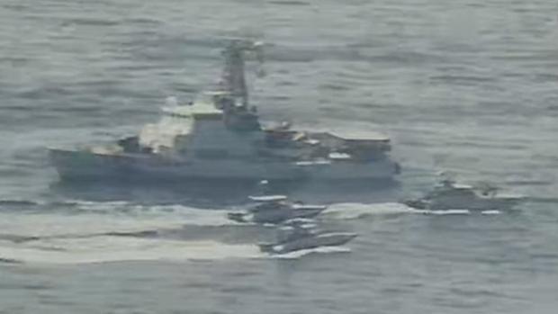 Trump ordena por Twitter a la Armada «disparar y destruir» a las lanchas iraníes que acosan a sus buques