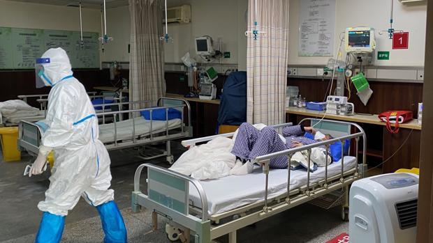 Wuhan da de alta a los últimos pacientes del coronavirus