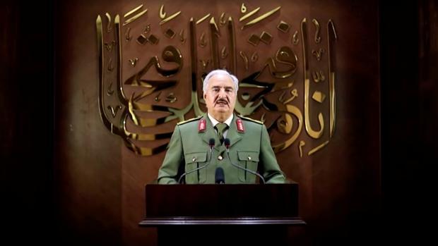 El Gobierno libio acusa a Haftar de dar un golpe militar