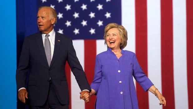 Hillary Clinton respalda la candidatura de Biden a la Presidencia de EE.UU.