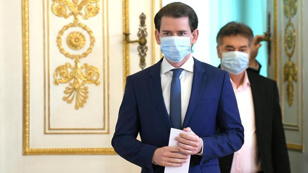 Austria lanza «una alianza de países inteligentes» que han logrado frenar el virus