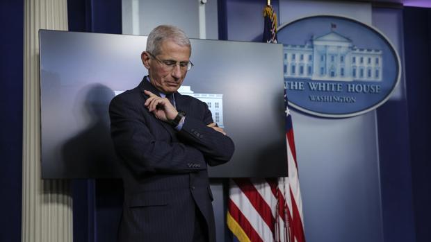 La Casa Blanca impide que su experto médico acuda al Capitolio
