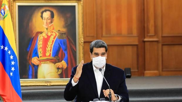 Maduro confirma detención de dos estadounidenses en un grupo de «mercenarios»